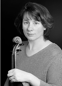 Jessica Lambert, violin