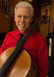 Steven Pologe, cello