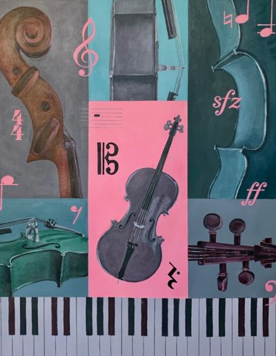 Musical Pieces Megan Haight